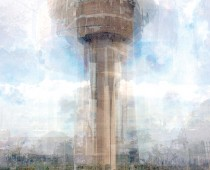 Jamie Young, Water Towers of Ireland