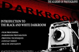 Black & White Darkroom Workshop